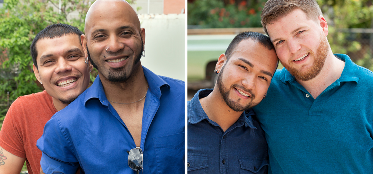Celebrate National Gay Men's HIV/AIDS Awareness Day with These Stories of Love
