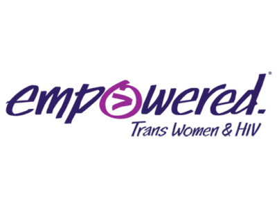 empowered trans women & HIV graphic