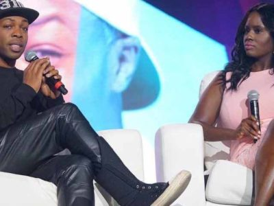 Todrick Hall Inspires at #ESSENCEFest! onstage