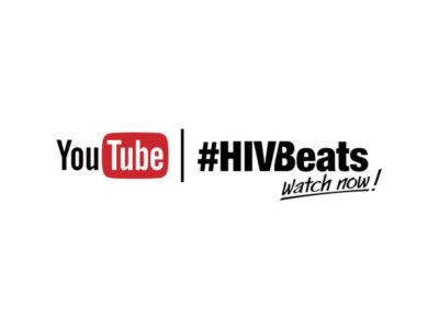 #HIVBeats logo