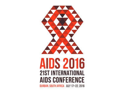 2016 International AIDS Conference logo