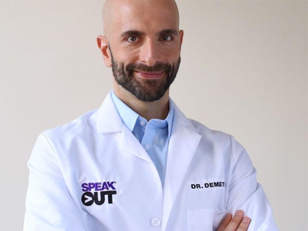 HIV doctor Demetre Daskalakis of #AskTheHIVDoc