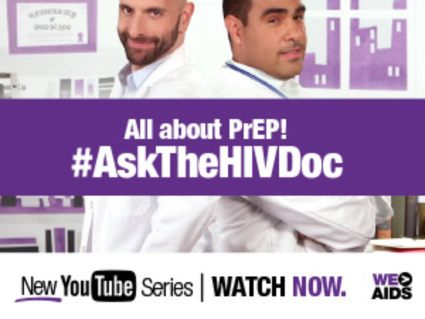 #AskTheHIVDoc All about PrEP! Graphic (300x250)
