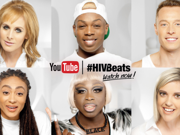 Collage of six social media influencers for #HIVBeats