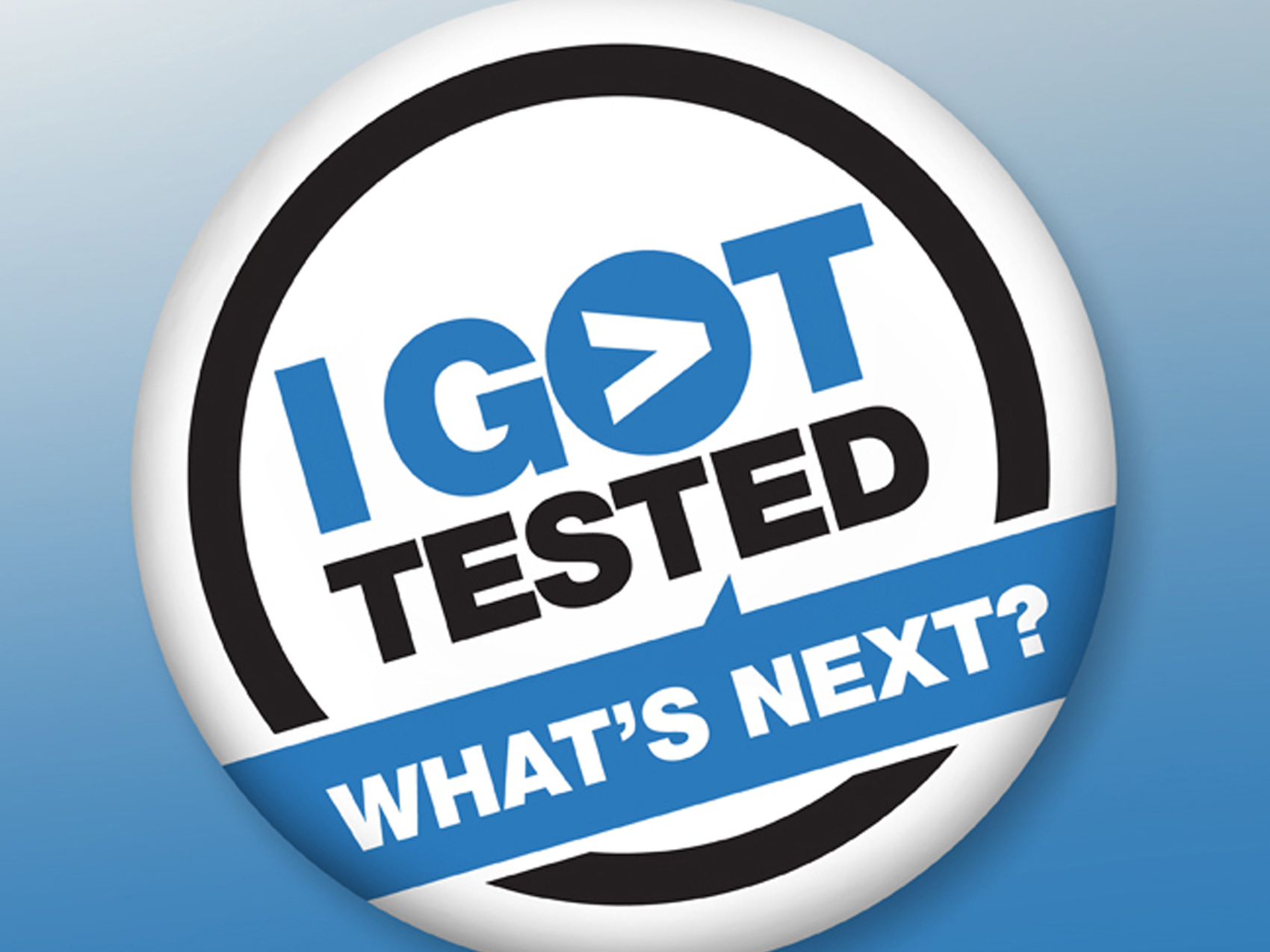 I got tested What's Next?