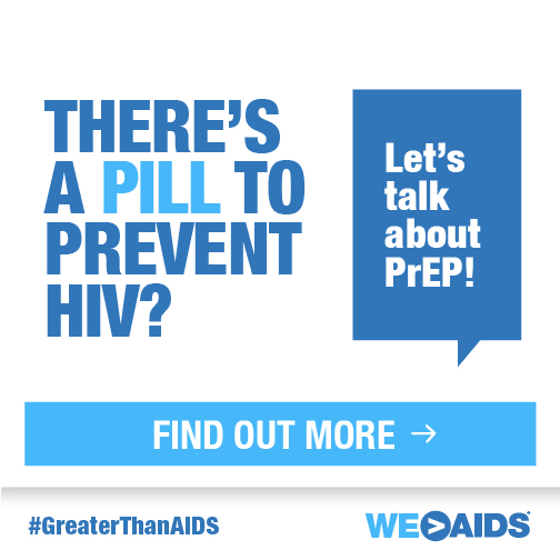 There's a Pill to Prevent HIV? Graphic