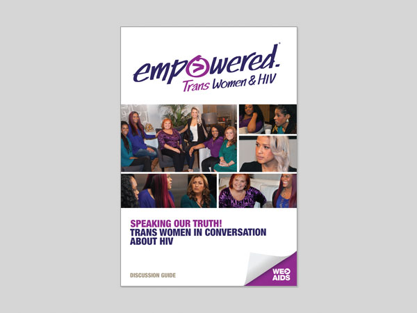 Empowered: Trans Women & HIV discussion guide