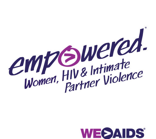 Empowered: Women, HIV & Intimate Partner Violence graphic