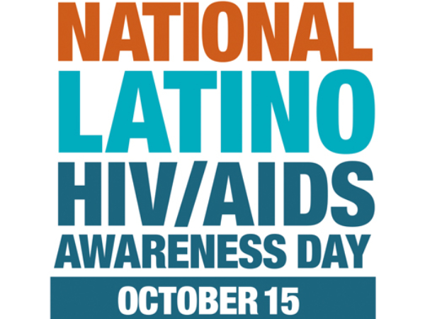 National Latino HIV/AIDS Awareness Day graphic