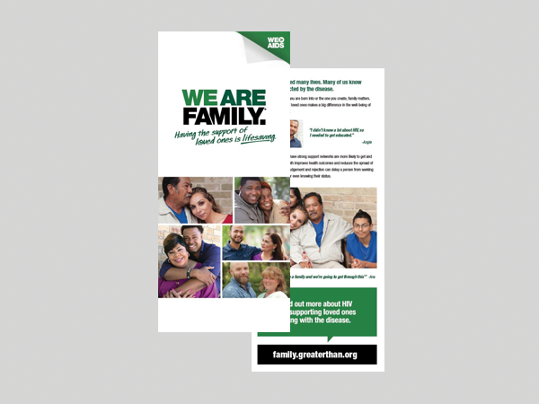 We Are Family Infoguide