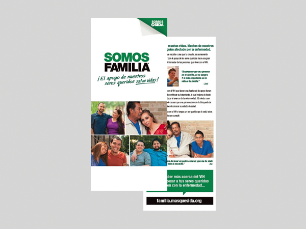We Are Family / Somos Familia Spanish Infoguide