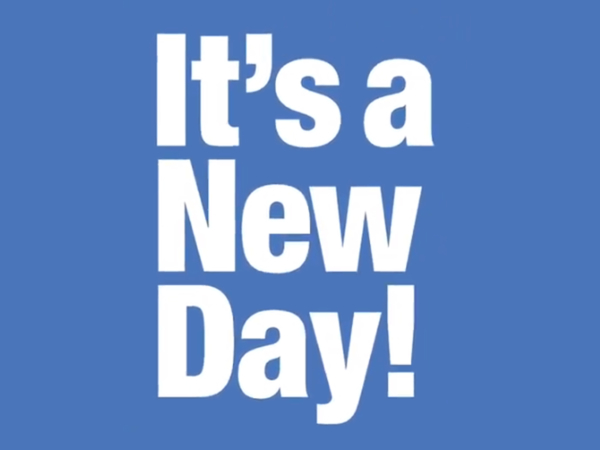 It's a New Day! 1