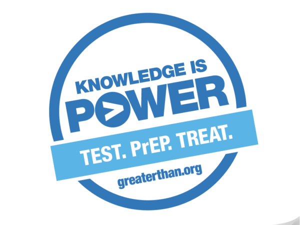 Knowledge Is Power campaign logo