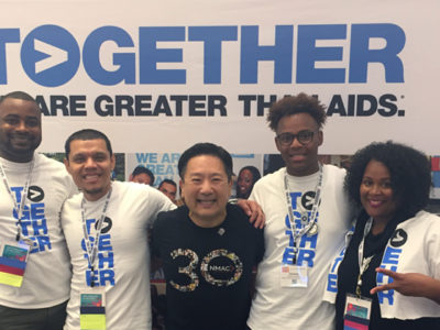 Greater Than AIDS at #2018USCA! 1