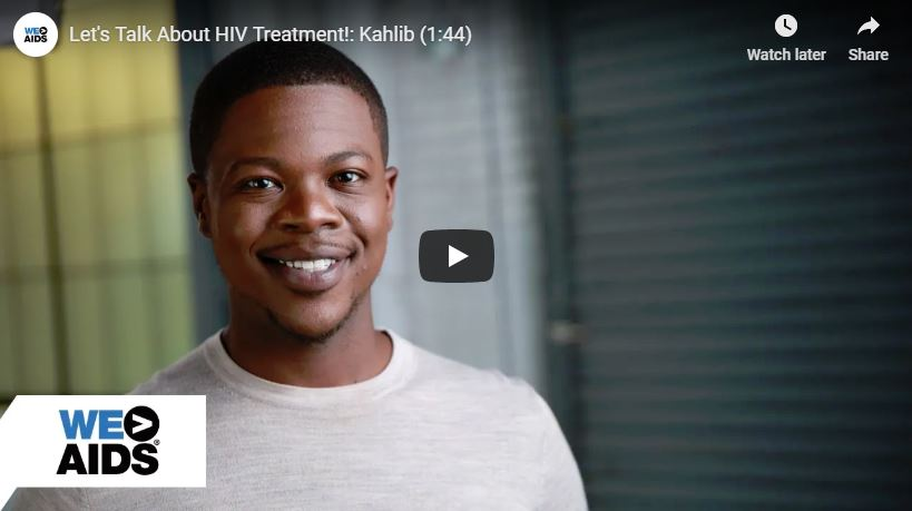 Living Well with HIV!