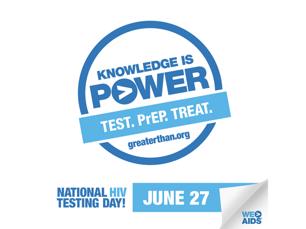 National HIV Testing Day 1