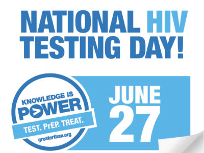 Press Release: Free HIV Testing at Select Walgreens for National HIV Testing Day! 1