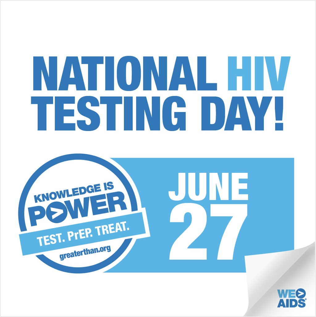 Press Release: Free HIV Testing at Select Walgreens for National HIV Testing Day! 3