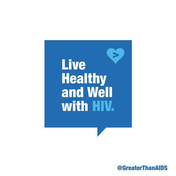 Live Healthy and Well with HIV