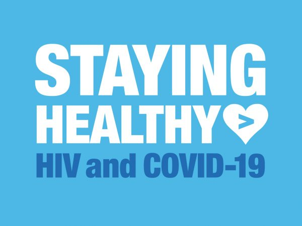 Staying Healthy: HIV and Coronavirus