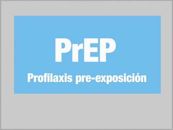 ¿Que es PrEP?