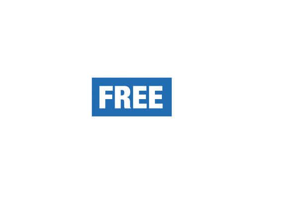 Get a FREE At-Home HIV Test! 6
