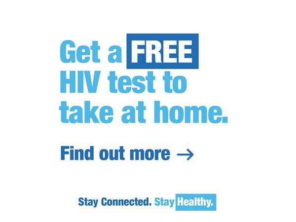 FREE HIV Self-Tests