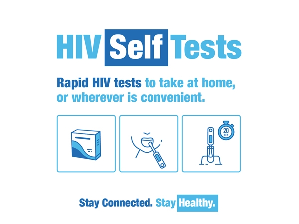 FREE HIV Self-Tests 3