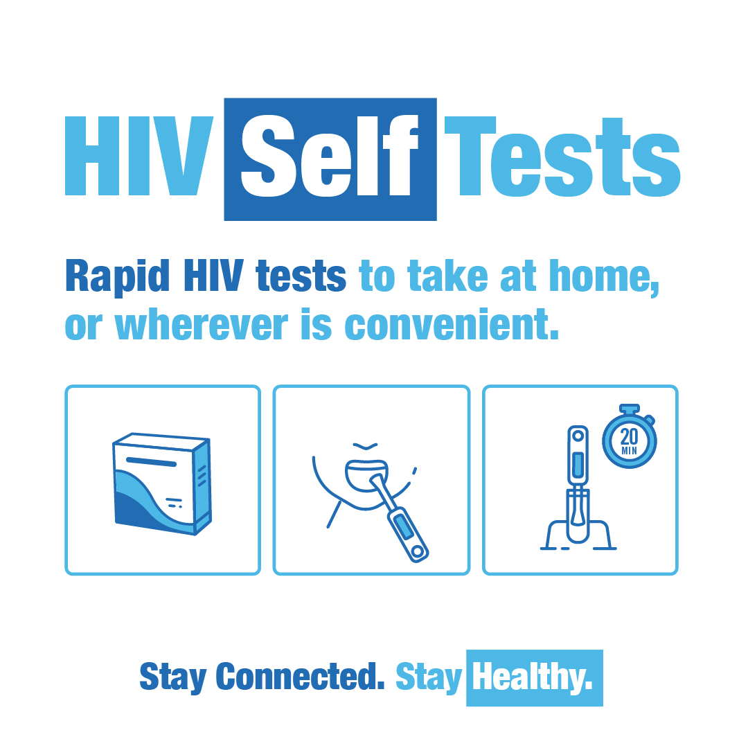FREE HIV Self-Tests 3