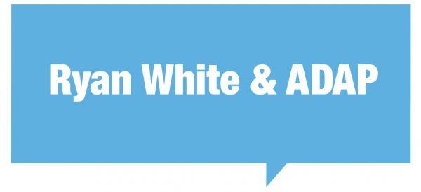 Ryan White y ADAP