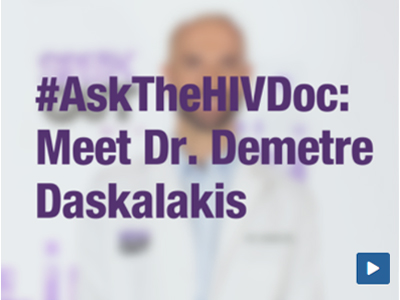 AskTheHIVDoc: Meet the Docs Video Playlist Fake Out 5